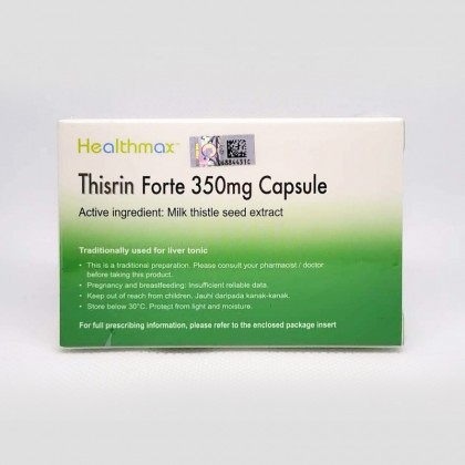 Thisrin Forte 350mg 30's