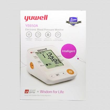 Yuwell Blood Pressure Monitor YE650A